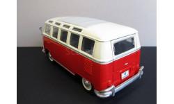 Volkswagen Van 'Samba'  Maisto  1:25, масштабная модель, scale24