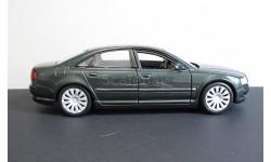 Audi A8 Maisto 1:26, масштабная модель, 1:24, 1/24