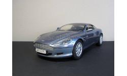 Aston Martin DB9  Motor Max 1:24