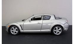 Mazda RX8 Motor Max 1:24