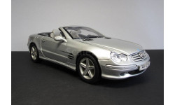 Mercedes-Benz SL500 Welly 1:24