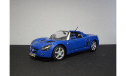 2001 Opel Speedster Welly 1:24