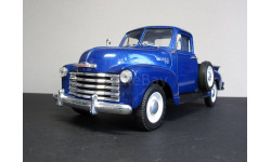 1953 Chevrolet 3100 pick up  Welly  1:24, масштабная модель, scale24