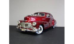 1948 Chevrolet  Aerosedan Fleetline  Motor Max 1:24, масштабная модель, 1/24