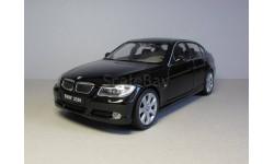 BMW 330i Welly 1:24, масштабная модель, 1/24