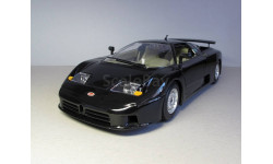 1991 Bugatti 110 EB  BBurago 1:24  made in Italy, масштабная модель, scale24