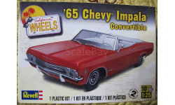 1965 Chevy Impala Convertible  масштаб 1:25