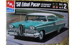 1958 Edsel Pacer  AMT 1:25