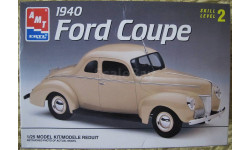1940  FORD  COUPE  AMT 1:25