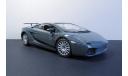 Lamborghini GALLARDO     MOTOR MAX  1:24, масштабная модель, 1/24
