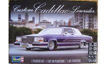 Cadillac Lowrider   M 1:25, сборная модель автомобиля, Revell, scale24