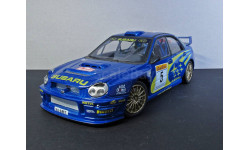 SUBARU IMPREZA  WRC  Hongwell-Cararama 1:24