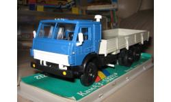 КАМАЗ-53212 БОРТ НА ЛЕСКЕ