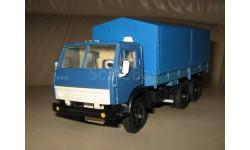 КАМАЗ-5320 ТЕНТ НА РЕЗИНЕ