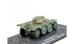 Panhard EBR-75 Fl 11 - модель 1/72 ДеАгостини серии Автомобиль на службе - Современная военная техника. Спецвыпуск №4