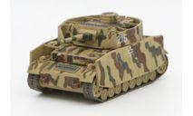 PzKpfw IV Ausf. G (Sd.Kfz. 161/1) - 1943 - модель 1/72 Арсенал-Коллекция серии Танки Мира №1, масштабные модели бронетехники, scale72