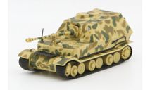 Sd.Kfz. 184 Panzerjager Tiger (P) Elefant - 1944 - модель 1/72 Арсенал-Коллекция серии Танки Мира №28, масштабные модели бронетехники, scale72