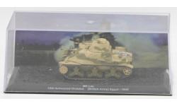 M3 Lee - модель 1/72 ДеАгостини серии Автомобиль на службе - Военная техника Второй Мировой войны. Спецвыпуск №2