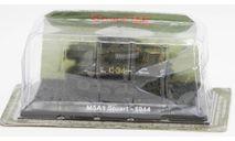 M5A1 Stuart - 1944 - модель 1/72 Арсенал-Коллекция серии Танки Мира №27, масштабные модели бронетехники, 1:72