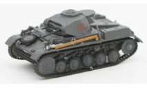 Panzerkampfwagen II Ausf. F (Sd.Kfz.121) - 1942 - модель 1/72 Арсенал-Коллекция серии Танки Мира №24, масштабные модели бронетехники, Krupp, 1:72