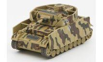 PzKpfw IV Ausf. G (Sd.Kfz. 161/1) - 1943 - модель 1/72 Арсенал-Коллекция серии Танки Мира №1, масштабные модели бронетехники, 1:72