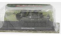 M48 A3 Patton 2 - 1968 - модель 1/72 Арсенал-Коллекция серии Танки Мира №37, масштабные модели бронетехники, scale72, Chrysler
