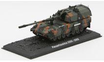 Panzerhaubitze 2000 - 2002г. - модель 1/72 Арсенал-Коллекция серии Танки Мира №21, масштабные модели бронетехники, scale72, Krauss-Maffei Wegmann