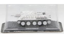 СУ-122 (1943 г.) - модель 1/43 ДеАгостини серии Танки Легенды Отечественной Бронетехники №8, масштабные модели бронетехники, DeAgostini (военная серия), 1:43