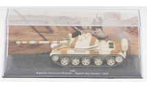 Т-62 - модель 1/72 ДеАгостини серии Автомобиль на службе - Современная военная техника. Спецвыпуск №4, масштабные модели бронетехники, Автомобиль на службе, журнал от Deagostini, 1:72