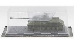 ИС-2 (1945 г.) - модель 1/43 ДеАгостини серии Танки Легенды Отечественной Бронетехники №11
