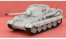 King Tiger Henschel wZimmerit, 1./s.pz.Abt.FHH Hungary 1945, масштабные модели бронетехники, scale72