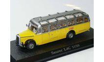 Saurer L4C 1959 - модель 1/72 ДеАгостини спецвыпуск Автомобиль на службе Автобусы мира, масштабная модель, Автомобиль на службе, журнал от Deagostini, 1:72