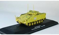 MCV-80 Warrior - модель 1/72 ДеАгостини серии Автомобиль на службе - Современная военная техника. Спецвыпуск №4