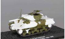 M-10 Tank Destroyer - модель 1/72 ДеАгостини серии Автомобиль на службе - Военная техника Второй Мировой войны. Спецвыпуск №2, масштабные модели бронетехники, Автомобиль на службе, журнал от Deagostini, 1:72