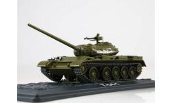 Т-54-1 серии Наши Танки №19, масштабные модели бронетехники, Уральский танковый завод № 183, MODIMIO, 1:43, 1/43