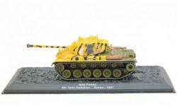 M46 Patton - модель 1/72 ДеАгостини серии Автомобиль на службе - Современная военная техника. Спецвыпуск №4