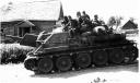 Танк СУ-122, Русские танки №17, масштабные модели бронетехники, Русские танки (Ge Fabbri), scale72