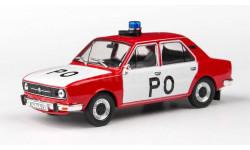 Škoda 105 Пожарная охрана 1:43 Abrex Шкода