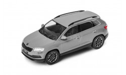 SKODA KAROQ от NOREV цвет серый, масштабная модель, scale43, Škoda
