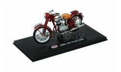 JAWA PERAK 250 (1948) от ABREX тёмно красная