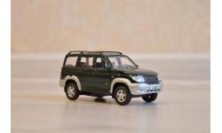 УАЗ-PATRIOT Autotime, масштабная модель, Autotime Collection, 1:43, 1/43