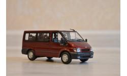 FORD TRANSIT / ФОРД ТРАНЗИТ Minichamps, масштабная модель, 1:43, 1/43