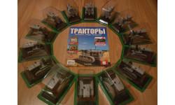 Сталинец-65 Тракторы: история, люди, машины №5, масштабная модель трактора, 1:43, 1/43, Hachette