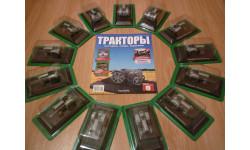 Фордзон-Путиловец Тракторы: история, люди, машины №8, масштабная модель трактора, 1:43, 1/43, Hachette