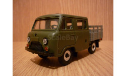 УАЗ-39094 без тента Агат (Моссар)