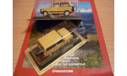 ARO 10 Автолегенды СССР №175, масштабная модель, 1:43, 1/43, DeAgostini