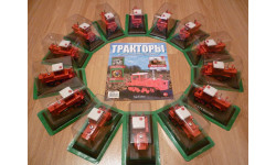 Т-175 'Волгарь' Тракторы: история, люди, машины №24, масштабная модель трактора, 1:43, 1/43, Hachette