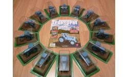Т-40А Тракторы: история, люди, машины №25, масштабная модель трактора, 1:43, 1/43, Hachette