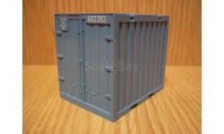 Контейнер 5 тонн AVD Models, масштабная модель, 1:43, 1/43