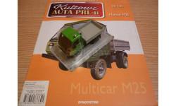 Multicar M25 Польская серия, масштабная модель, 1:43, 1/43, DeAgostini